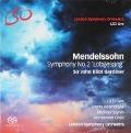 Bekijk details van Symphony no 2 'Lobgesang'