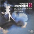 Bekijk details van Symphonies nos 3, 4 & B flat