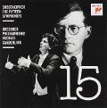 Bekijk details van The fifteen symphonies