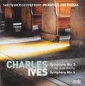 Bekijk details van Symphonies nos. 3 & 4