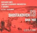 Bekijk details van Shostakovich 13