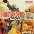 Bekijk details van Symphony no.11 'The year 1905'