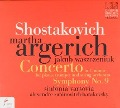 Bekijk details van Concerto in c minor for piano, trumpet and string orchestra