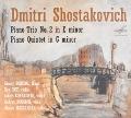 Bekijk details van Piano trio no.2 in e minor