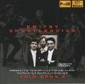 Bekijk details van Symphony no.15 op.141a for piano trio and 13 percussion instruments
