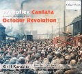Bekijk details van Cantata for the 20th anniversary of the October revolution