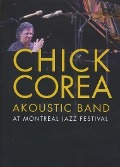 Bekijk details van Chick Corea Akoustic Band at Montreal Jazz Festival