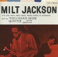 Bekijk details van Milt Jackson and the Thelonious Monk Quintet