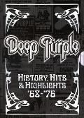 Bekijk details van History, hits & highlights '68-'76