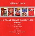 Bekijk details van 5 Pixar movie collection