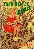 Bekijk details van Toch ben je Jenneke!