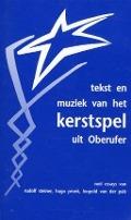 Bekijk details van Tekst en muziek van Het kerstspel uit Oberufer