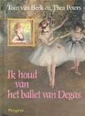 Bekijk details van Ik houd van het ballet van Degas