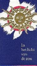 Bekijk details van In het licht van de zon