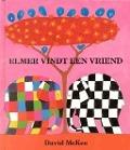 Bekijk details van Elmer vindt een vriend