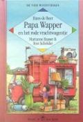 Bekijk details van Papa Wapper en het rode vrachtwagentje