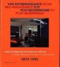 Bekijk details van Van neorenaissance tot postmodernisme