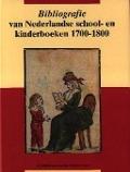 Bekijk details van Bibliografie van Nederlandse school- en kinderboeken 1700-1800