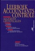 Bekijk details van Leerboek accountantscontrole; 1