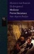 Bekijk details van Moderne Franse literatuur