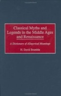 Bekijk details van Classical myths and legends in the Middle Ages and Renaissance