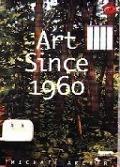 Bekijk details van Art since 1960