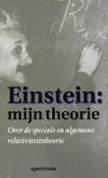 Bekijk details van Einstein: mijn theorie