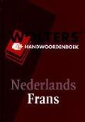 Bekijk details van Wolters' handwoordenboek Nederlands-Frans
