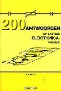 Bekijk details van 200 antwoorden op lastige elektronica-vragen