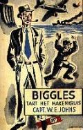 Bekijk details van Biggles tart het hakenkruis