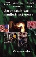 Bekijk details van Zin en onzin van medisch onderzoek