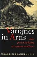 Bekijk details van Variaties in Artis