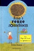 Bekijk details van Rosa's reuze zonnebloem