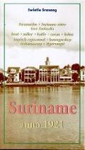 Bekijk details van Suriname anno 1921