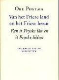 Bekijk details van Van het Friese land en het Friese leven