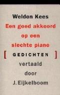 Bekijk details van Een goed akkoord op een slechte piano