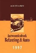 Bekijk details van Antwoordenboek belasting en auto