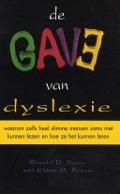 Bekijk details van De gave van dyslexie