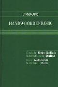 Bekijk details van Standaard handwoordenboek Deutsch-Niederländisch, Niederländisch-Deutsch