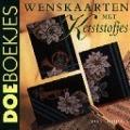 Bekijk details van Wenskaarten met kerststofjes