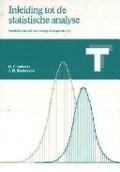Bekijk details van Inleiding tot de statistische analyse