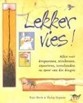Bekijk details van Lekker vies!