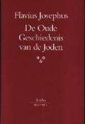 Bekijk details van De oude geschiedenis van de joden [Antiquitates Judaicae]; Dl. 3