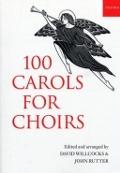 Bekijk details van 100 carols for choirs