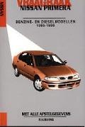 Bekijk details van Vraagbaak Nissan Primera