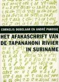 Bekijk details van Het Afakaschrift van de Tapanahoni in Suriname