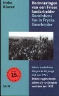 Bekijk details van Herinneringen van een Friese landarbeider