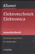 Bekijk details van Woordenboek elektrotechniek & elektronica