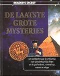 Bekijk details van De laatste grote mysteries