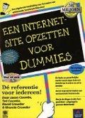 Bekijk details van Een Internet-site opzetten voor dummies